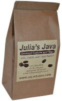 Julia's Java gourmet coffees